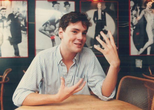 Jonathan Crombie